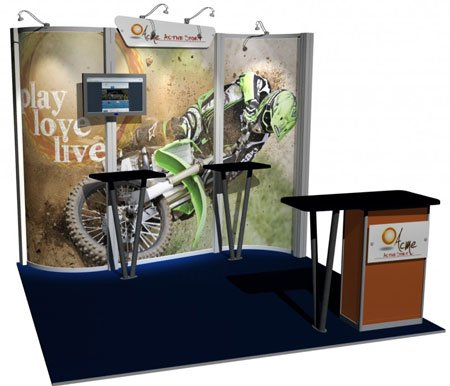 Display Rental & Graphics Promotion